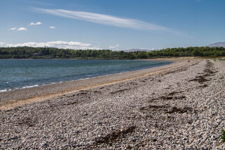 Benderloch Beach