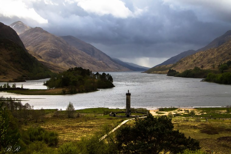 Glenfinnan Monument Loch Shiel