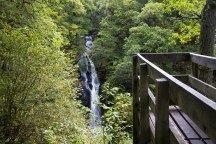 Pitlochry-blackspoutwaterfall-Scozia-Nelcuoredellascozia-BeatriceRoat