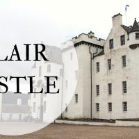 Blair Castle, un castello scozzese uscito dalle favole