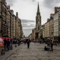 Edimburgo: cosa vedere sul Royal Mile + Mappa da scaricare