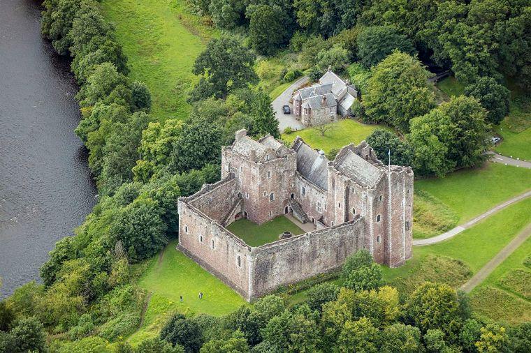 Doune Castle/Castle Leoch, la Scozia di Outlander – Nel cuore della Scozia