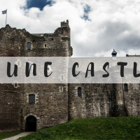 Doune Castle, la Scozia di Outlander