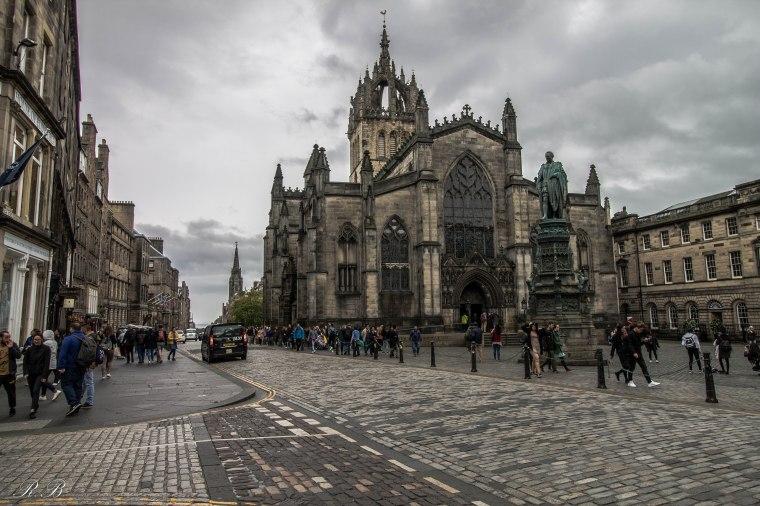 RoyalMile-StGilesCathedral-edimburgo-Scozia-Nelcuoredellascozia-BeatriceRoat