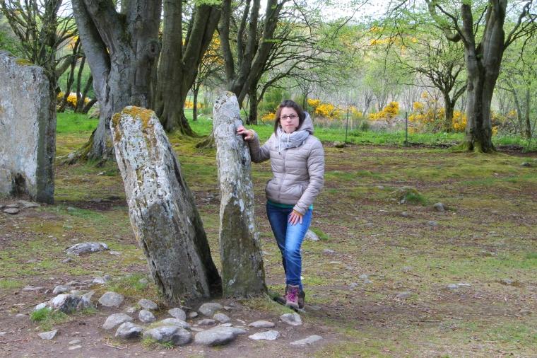 Clava Cairn -Beatrice Roat