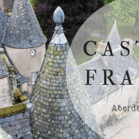 Castle Fraser, un meraviglioso castello nell'Aberdeenshire - Scozia