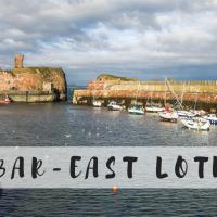 Esplorando la costa dell'East Lothian con i mezzi pubblici: la cittadina di Dunbar