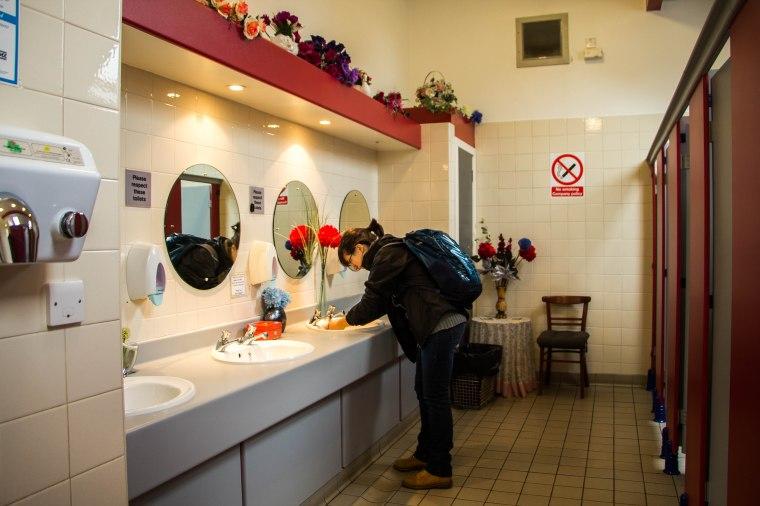 Dunbar public toilets