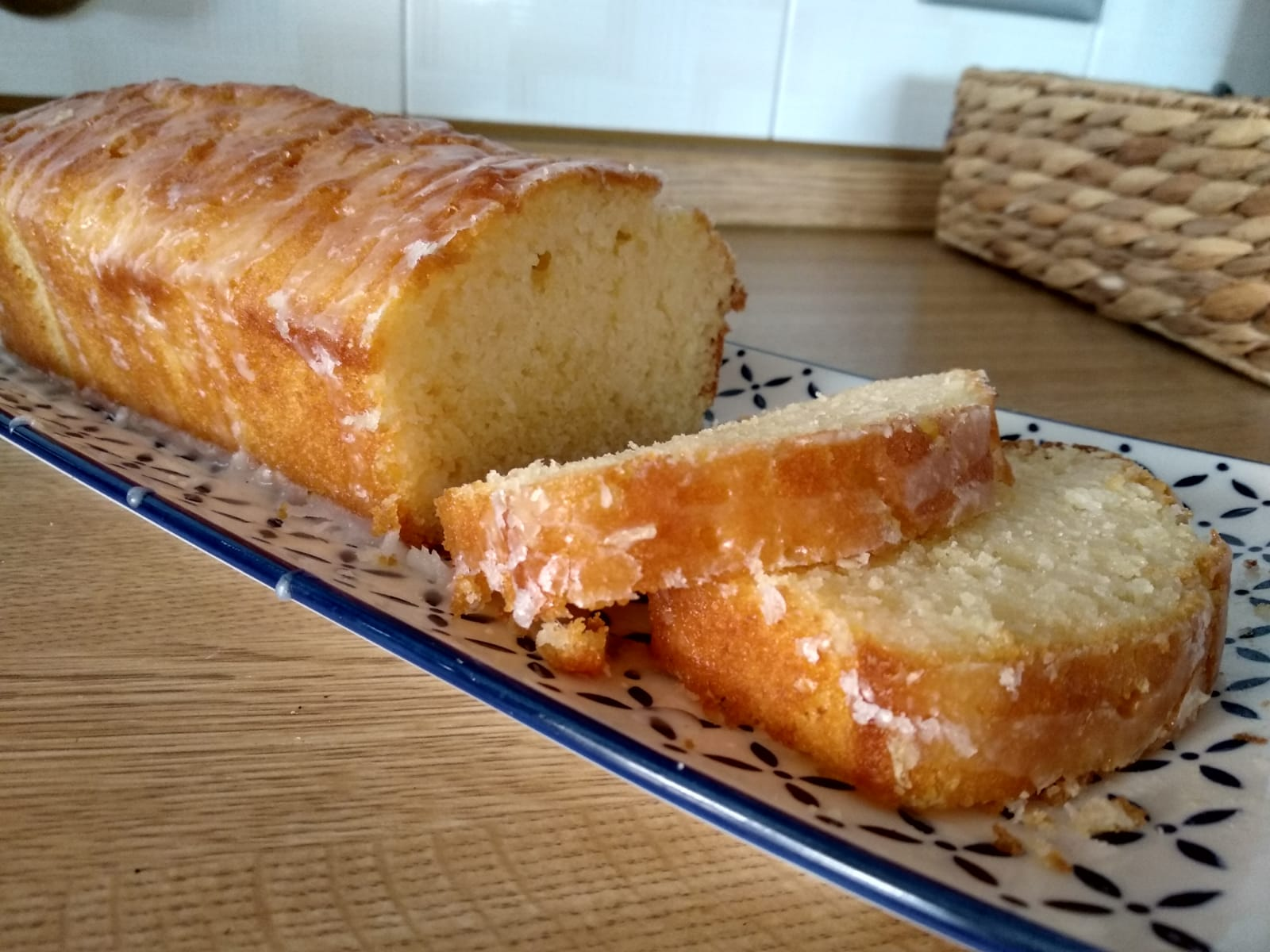 lemon drizzle afternoon tea nelcuoredellascozia