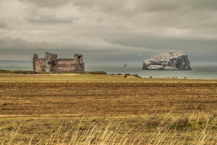 Tantallon Castle_Beatrice Roat