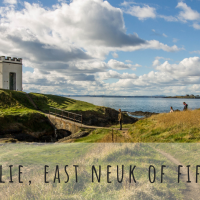 East neuk of Fife / Parte 1: Il villaggio di Elie e il Coastal Path fino a St.Monans