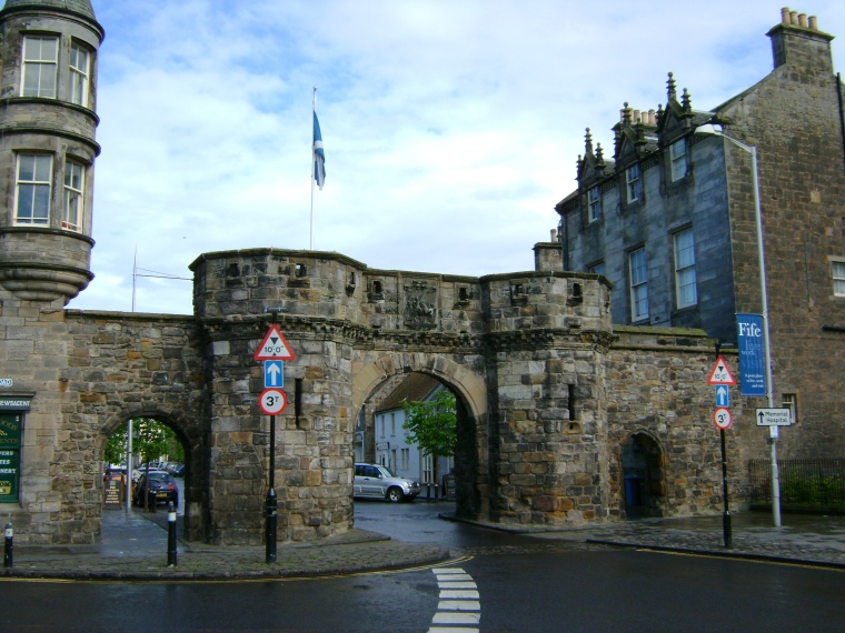 west_port_in_st_andrews