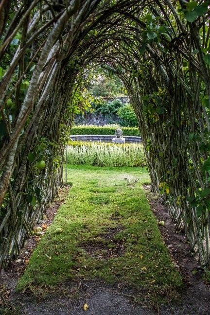 Drum Castle Garden