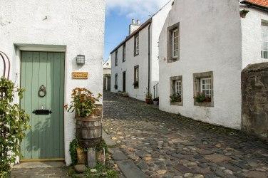 Cottage a Culross