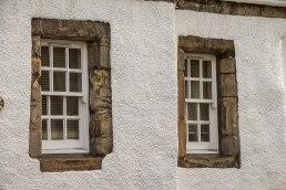 Dettaglio delle finestre
