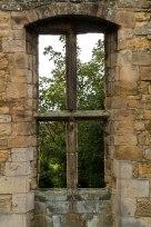 Una finestra del Palazzo