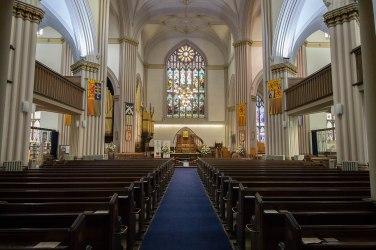 La New Abbey Church