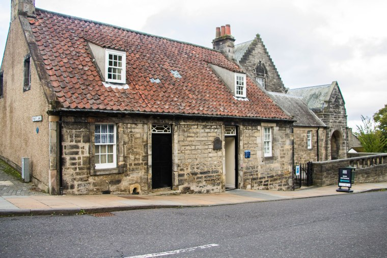 Andrew Carnagie Birthplace Museum