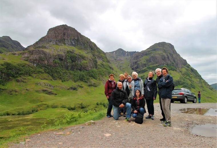 Viaggio di gruppo Scozia 2019