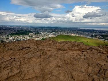 Arthur's Seat Scotland Edinburgh