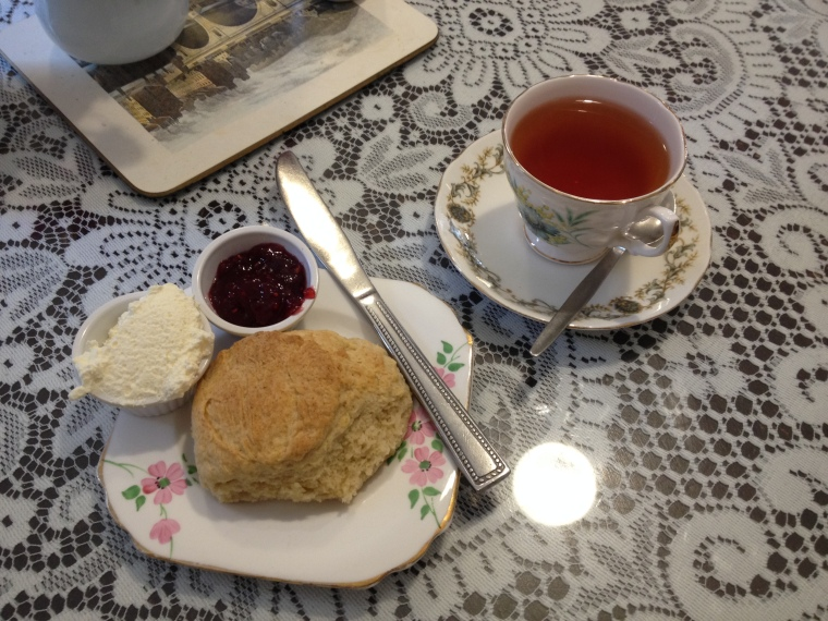 Clarinda's Tearoom Edinburgh BeatriceRoat