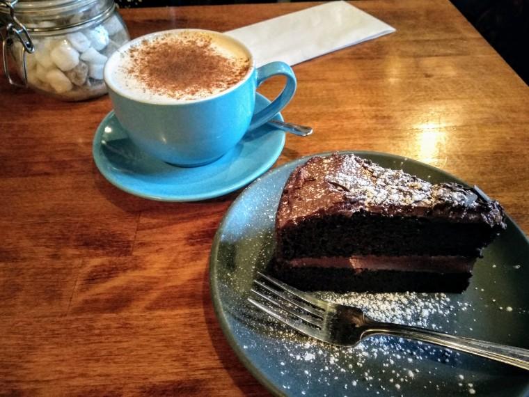 Word of Mouth Cafè Edinburgh BeatriceRoat
