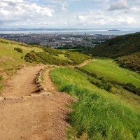 Arthur's Seat, la montagna di Edimburgo