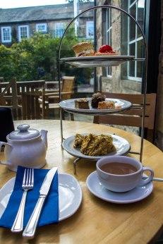 Afternoon Tea da Johnston of Elgin