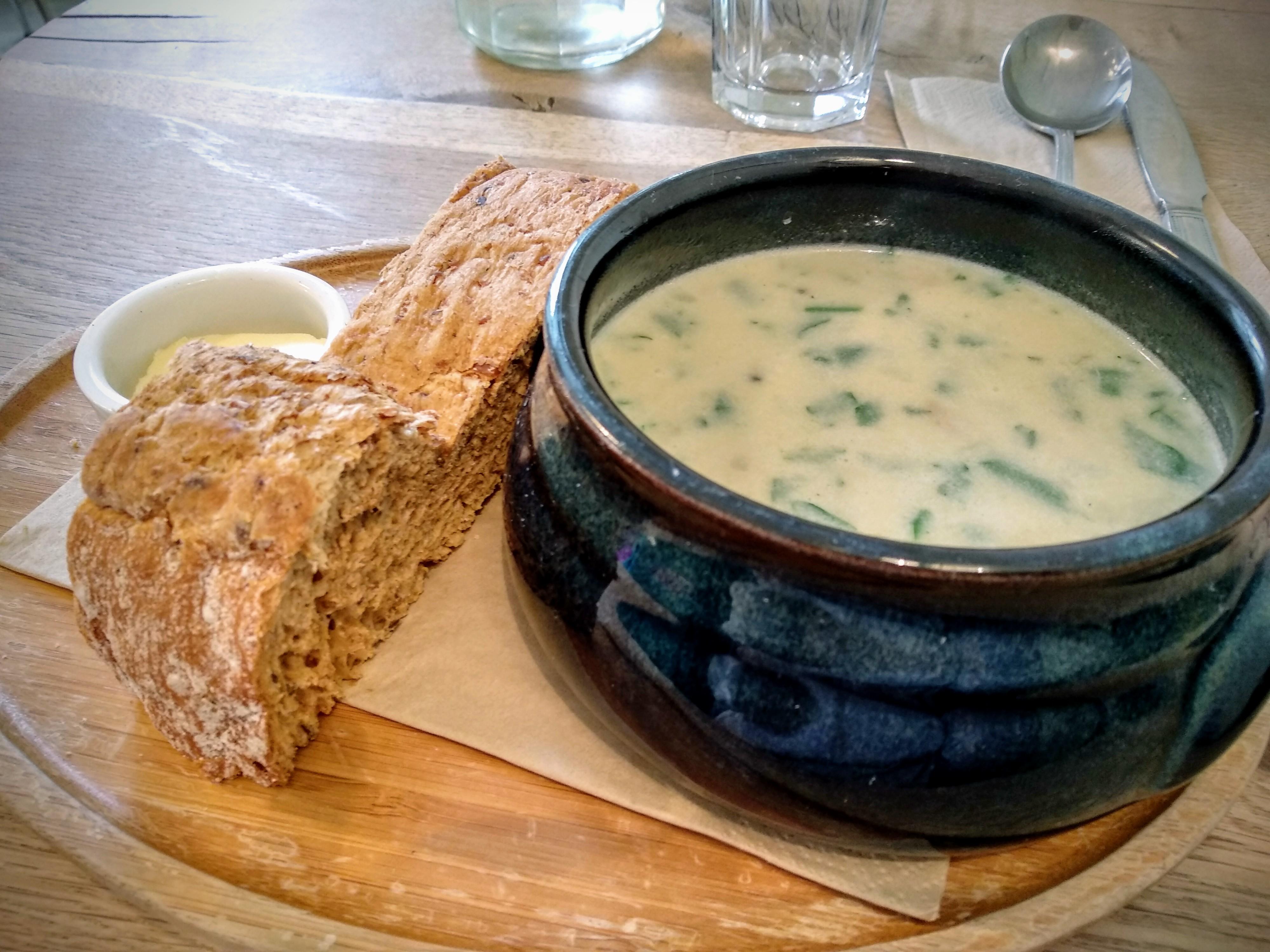 Cullen Skink Rockpool Cafè
