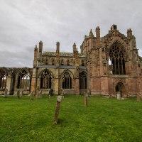 Le quattro abbazie degli Scottish Borders: Melrose, Jedburgh, Dryburgh, Kelso