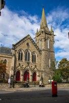 St.Leonard's Church Forres