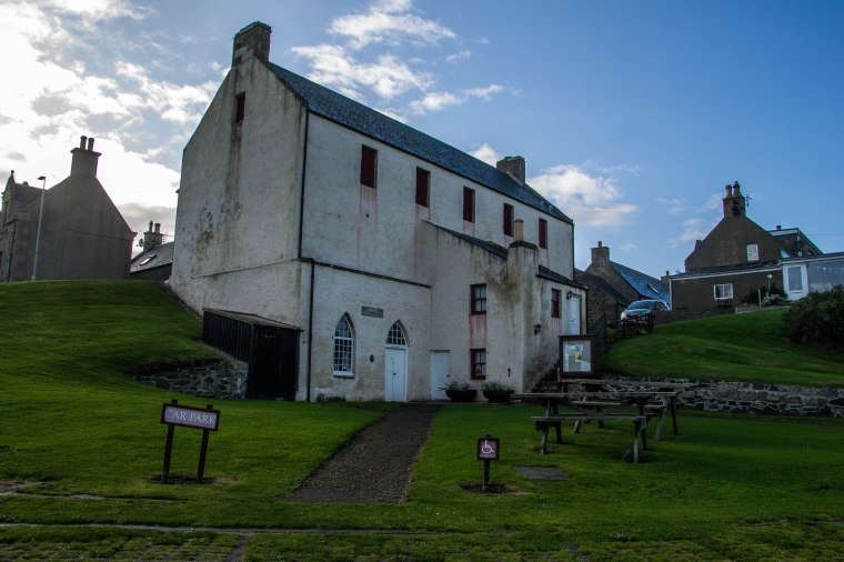 Portsoy-Salmon Bothy -Scozia-BeatriceRoat