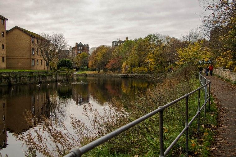 Leith Edinburgh Scozia BeatriceRoat