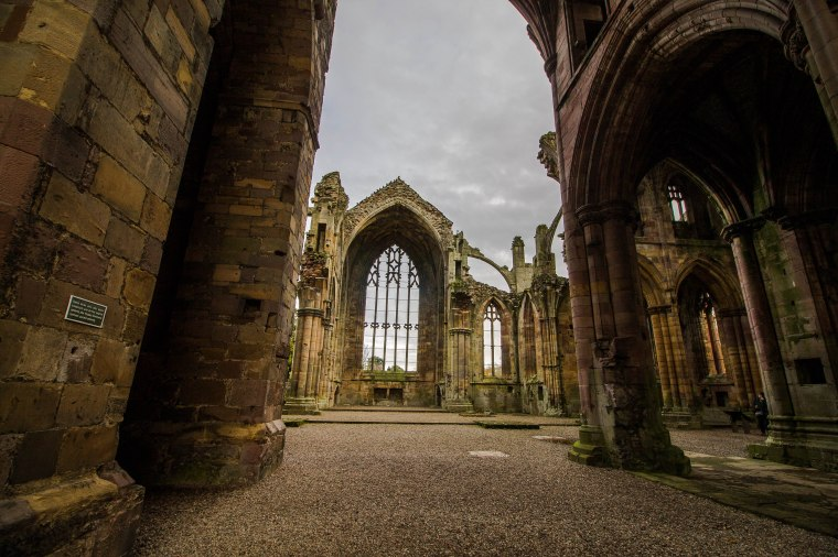 Melrose-Abbey-Robert-Bruce-Scozia-BeatriceRoat