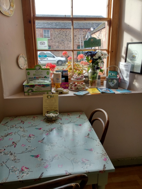 Old Melrose Tearoom