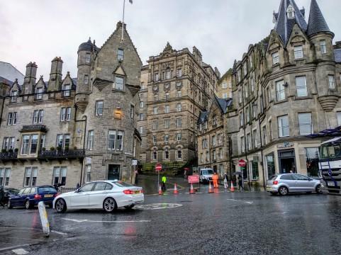Edimburgo-Scozia-Scotland-CockburnStreet-nelcuoredellascozia-BeatriceRoat